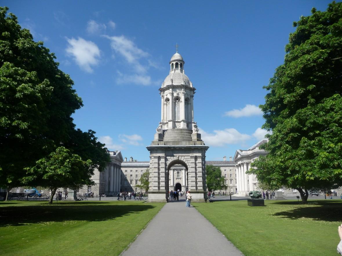 voyage linguistique à Dublin