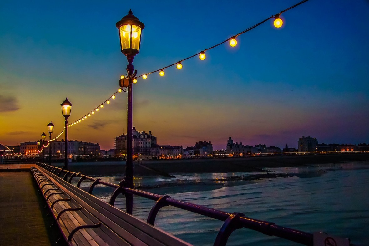 voyage linguistique à Brighton
