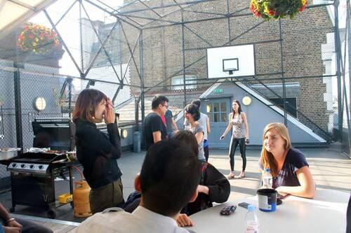 sejours agency Anglais préparation IELTS à Londres