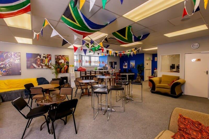 sejours agency Anglais pour le personnel administratif à Cape Town
