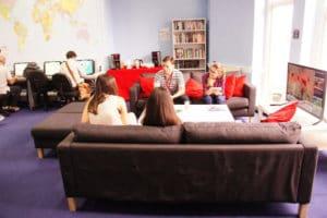Centre de langues Frances King Dublin