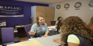 Cours anglais voyage linguistique États Unis