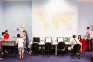 Séjour en immersion Centre de langues Dublin