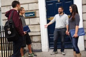 voyage linguistique à Dublin avec Séjours Agency