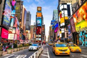 séjour linguistique à New York