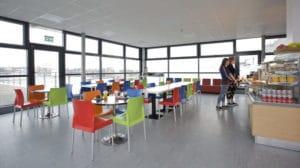 Espace commun centre de langues Dublin