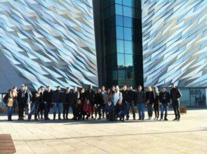 Excursion en séjour adulte et professionnel Dublin