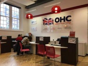 Centre de langues OHC Londres