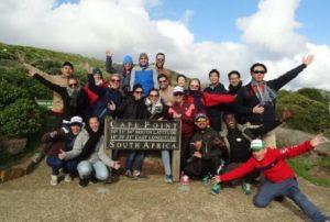 Excursion en séjour linguistique Cape Town