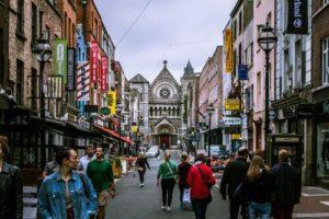 Immersion linguistique à Dublin