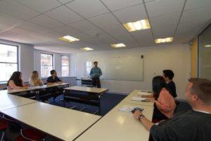 Cours d'anglais Eurocentres Brighton