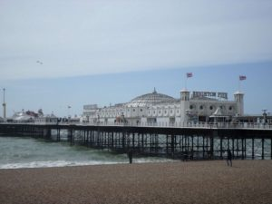 Séjour linguistique Brighton en immersion totale Angleterre