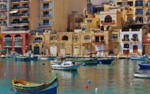 Séjour linguistique Malte chez le prof