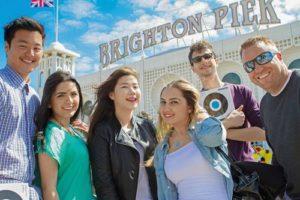 Voyage linguistique Brighton