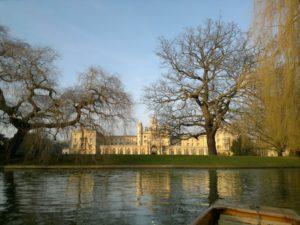 séjour linguistique à Cambridge