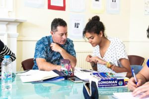 cours d'anglais immersion totale angleterre