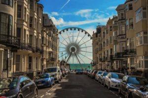séjour linguistique angleterre en voyage linguistq-ique à Brighton