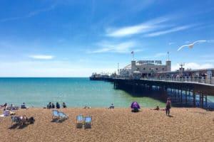 Immersion linguistique à Brighton