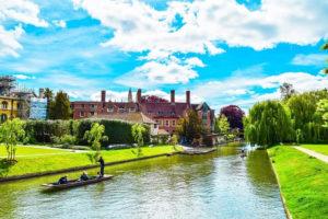 Séjour linguistique Cambridge Angleterre