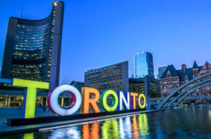 immersion linguistique à Toronto