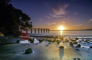 Voyage linguistique Auckland