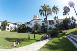 Séjour linguistique Santa Barbara