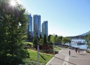 Séjour linguistique Vancouver Canada