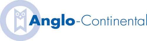 Anglo continental Logo anglais juridique