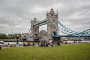 Cours d'anglais à Londres