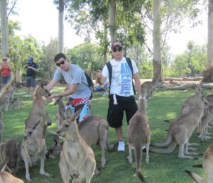 Immersion linguistique Australie