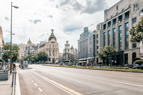 sejours agency Espagnol intensif à Madrid
