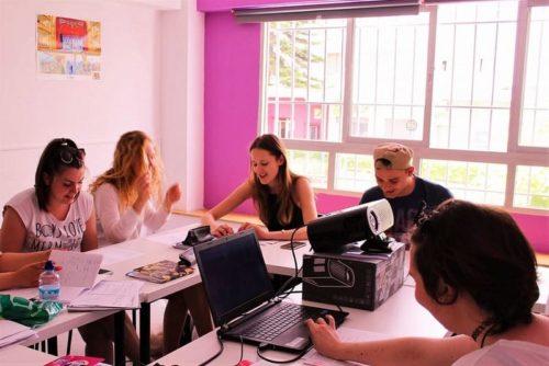 sejours agency Espagnol intensif ou super intensif à Malaga