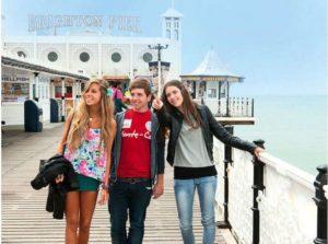 Séjour linguistique jeunes à Brighton