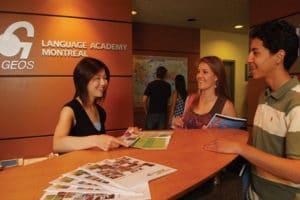 Ecole de langue Montréal