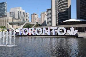 Voyage linguistique jeune Toronto