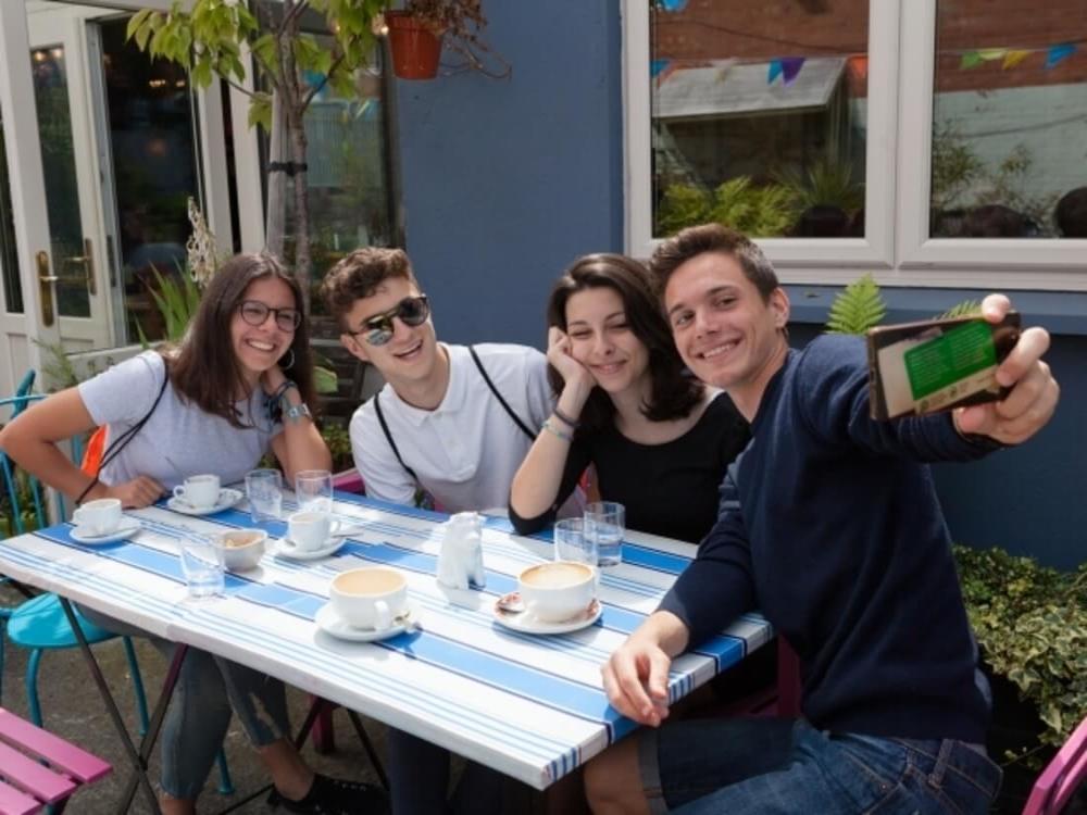 Immersion linguistique jeune à Dublin