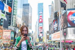 Séjour en immersion New York