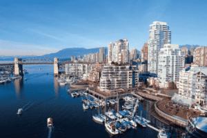 Immersion linguistique à Vancouver Canada