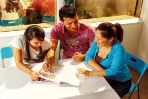 Cours d'anglais jeunes USA
