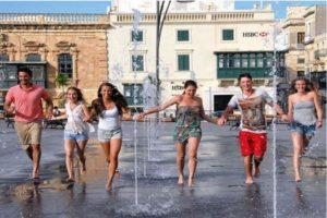 Séjour jeune à Malte