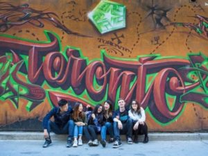Séjour jeunes à Toronto