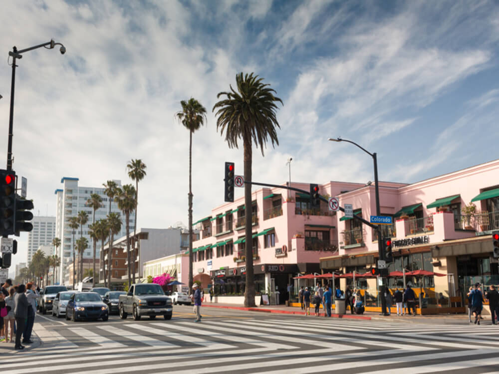 Séjour linguistique jeune à LOS ANGELES