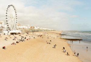 Immersion linguistique jeune à Brighton