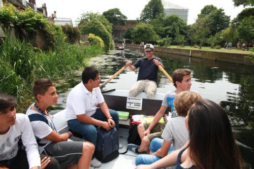 sejours agency Immersion linguistique jeune à Canterbury