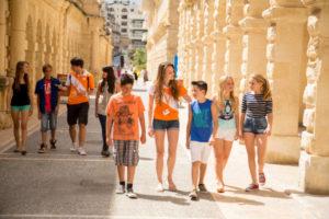 Immersion jeune Malte