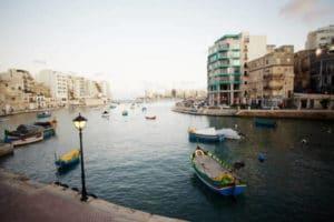 Immersion anglais jeune à Malte