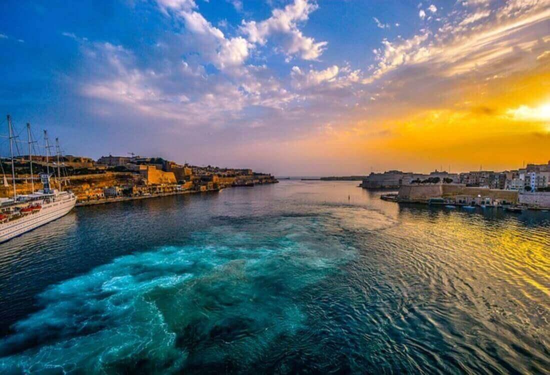 Séjour linguistique jeune à Malte