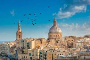 Sejour linguistique jeune Malte