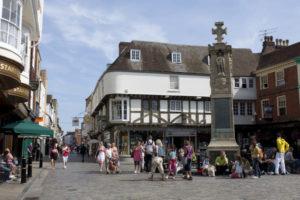 Séjour en immersion jeune à Canterbury