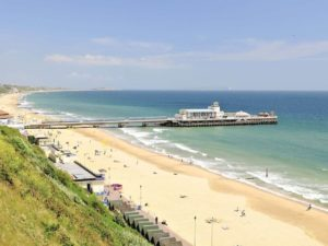 Séjour linguistique jeune anglais intensif à Bournemouth